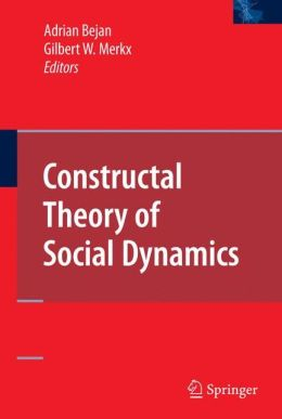 Constructal Theory of Social Dynamics