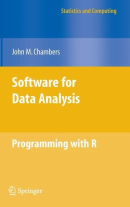 Software for Data Analysis: Programming with R