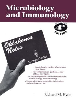 Microbiology and Immunology (Oklahoma Notes)