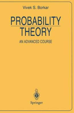 Probability Theory: An Advanced Course