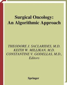 Surgical Oncology: An Algorithmic Approach