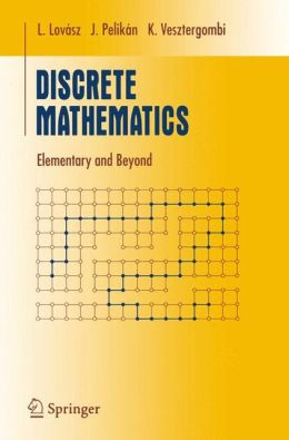 Discrete Mathematics: Elementary and Beyond