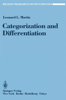 Categorization and Differentiation: A Set, Re-Set, Comparison Analysis of the Effects of Context on Person Perception