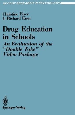 Drug Education in Schools: An Evaluation of the ''Double Take'' Video Package
