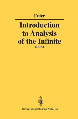Introduction to Analysis of the Infinite: Book I