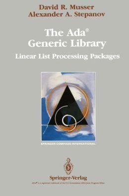 ADA Generic Library