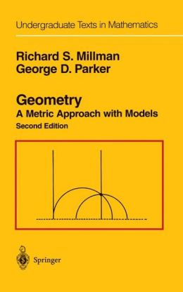 Geometry: A Metric Approach with Models