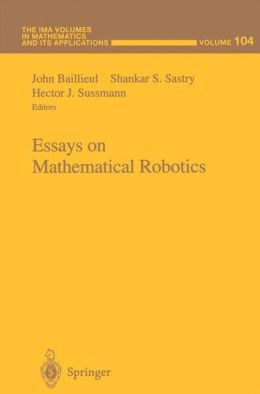 Essays on Mathematical Robotics