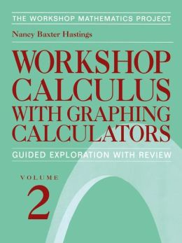 Workshop Calculus with Graphing Calculators: Guided Exploration with Review