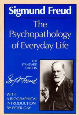 sigmund freud the psychopathology of everyday The psychopathology of everyday life [sigmund freud, a a brill] on amazon com free shipping on qualifying offers in the psychopathology of everyday.