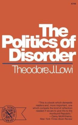 The Politics of Disorder