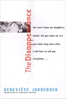 The Disappearance: A Memoir of Loss