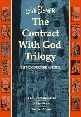 Contract with God Trilogy: Life on Dropsie Avenue (A Contract With God, A Life Force, Dropsie Avenue)