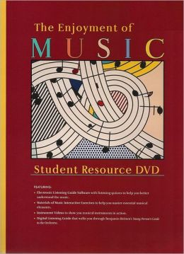 Enjoyment of Music-DVD (Sw)