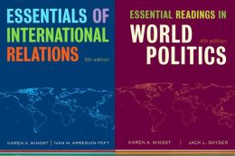Essentials of International Relations 5th Edition - With Essentials Readings in World Politics 4th Edition