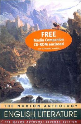 The Norton Anthology of English Literature: The Major Authors with Media Companion CD-ROM