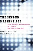 Book Cover Image. Title: The Second Machine Age:  Work, Progress, and Prosperity in a Time of Brilliant Technologies, Author: Erik Brynjolfsson