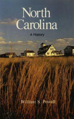 North Carolina: A History