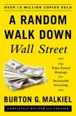 Book Cover Image. Title: A Random Walk Down Wall Street:  The Time-Tested Strategy for Successful Investing, Author: Burton G. Malkiel