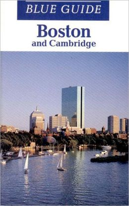 Blue Guide Boston & Cambridge '94