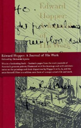 Edward Hopper: A Journal of his Work