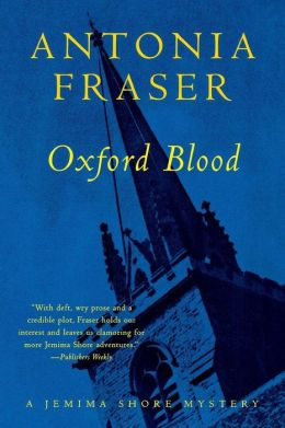 Oxford Blood (A Jemima Shore Mystery)