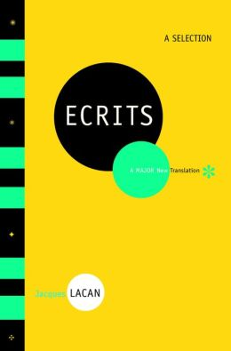 Ecrits: A Selection