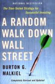Book Cover Image. Title: A Random Walk Down Wall Street:  Completely Revised and Updated Eighth Edition, Author: Burton G. Malkiel