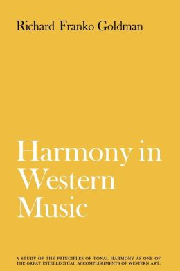 Harmony In Western Music