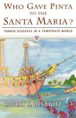 Who Gave Pinta To The Santa Maria?