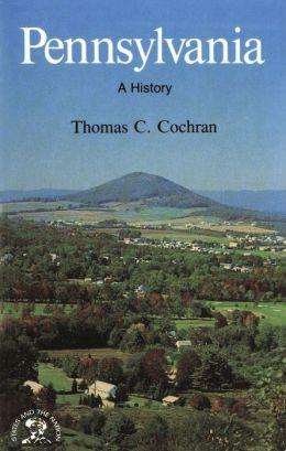 Pennsylvania: A History
