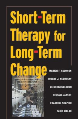 Short Term Therapy for Long Term Change