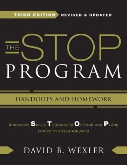 The STOP Program: Handouts and Homework