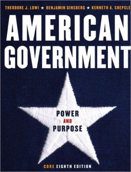 American Government - Power and Purpose