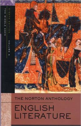 Norton Anthology of English Literature Volume 1A Middle Ages