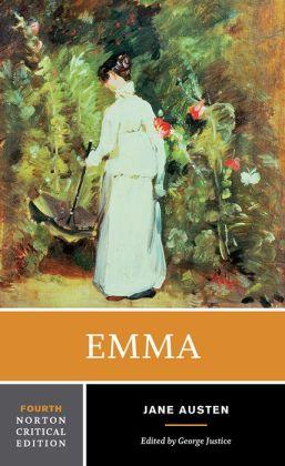 Emma (Norton Critical Edition)