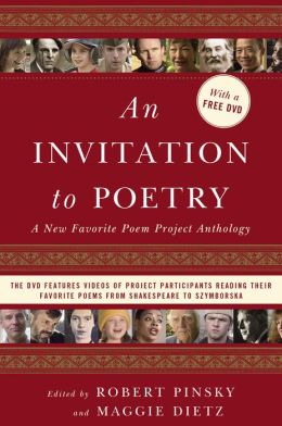 Invitation to Poetry (Paper) - With DVD