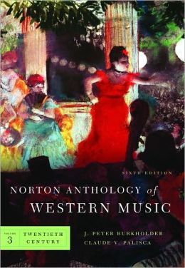 Norton Anthology of Western Music