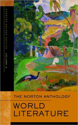 The Norton Anthology of World Literature, Volume 2