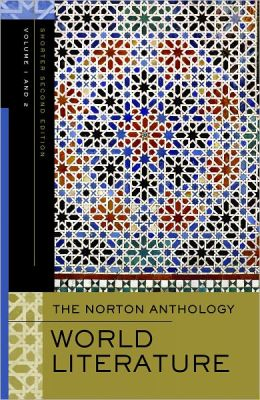 The Norton Anthology of World Literature, Volume 1 and 2