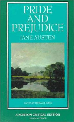 Pride and Prejudice (Norton Critical Edition)