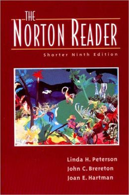 Norton Reader: An Anthology of Expository Prose