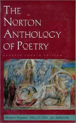 The Norton Anthology of Poetry (Shorter Fourth Edition)