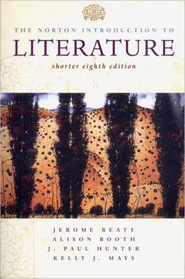 Introduction to Literature, Shorter 8th Edition