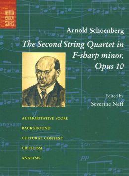 Second String Quartet in F-Sharp Minor, Op. 10