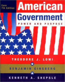American Government: Core Edition