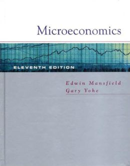 Microeconomics: Theory and Applications, Eleventh Edition