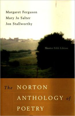 The Norton Anthology of Poetry, Shorter 5th Edition