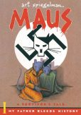 Book Cover Image. Title: Maus I:  A Survivor's Tale: My Father Bleeds History, Author: Art Spiegelman