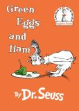 Book Cover Image. Title: Green Eggs and Ham, Author: Dr. Seuss